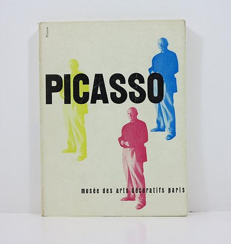 Picasso, peintures 1900-1955. Musée des arts décoratifs. 1955.