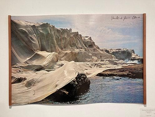 Christo & Jeanne-Claude, Little Bay, Australia. 1969