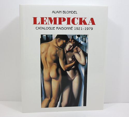 Tamara De Lempicka: Catalogue Raisonne 1921-1979. Acatos, 1999.