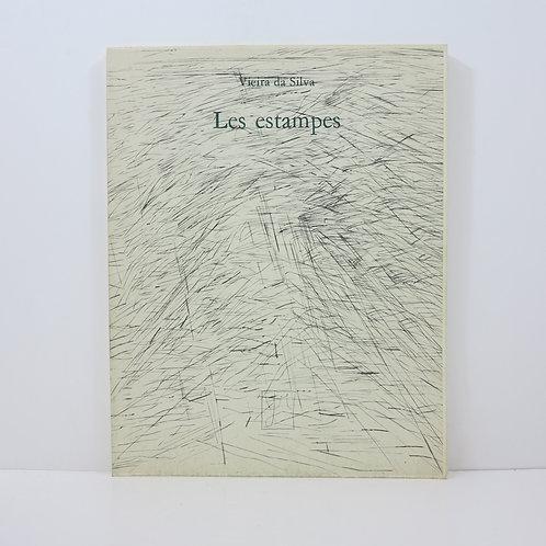Viera da Silva. Les Estampes. Arts et Métiers Graphiques. 1977.