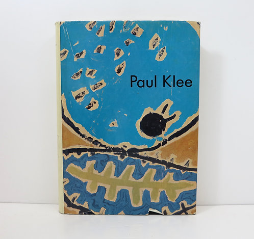 Paul Klee. By Will Grohmann. Paris, Flinker, 1954