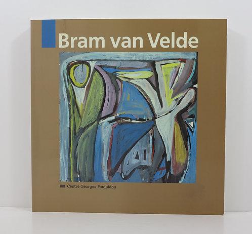 Bram van Velde. Centre Pompidou. 1989.