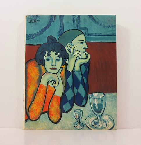 Picasso -Oeuvres des Musées de Léningrad et de Moscou. Cercle d'Art. 1955.