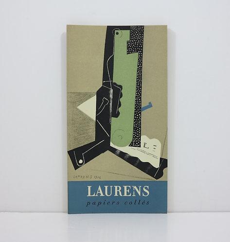 Henri Laurens. Papercuts. Berggruen. 1955.