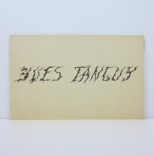 Yves Tanguy. Exhibition of gouaches and drawings. P.Matisse Galllery. 1963.