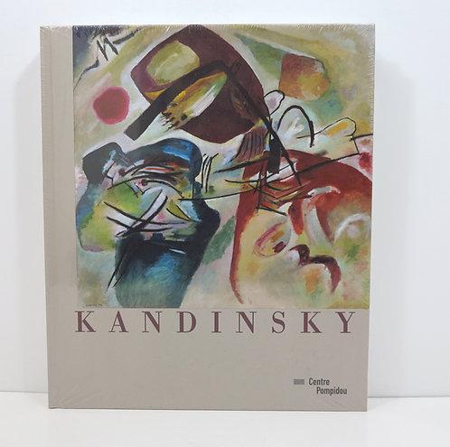 Kandinsky. Catalogue de l'exposition. Centre Pompidou. 2009.