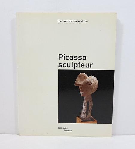 Picasso sculpteur. Centre Pompidou. 2000.