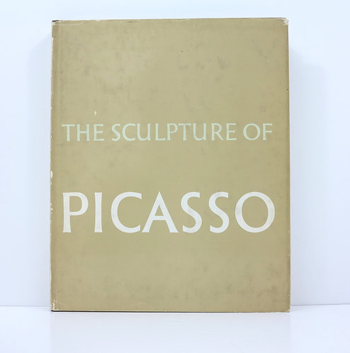 Picasso. The Sculpture of Picasso. MoMA. 1967.