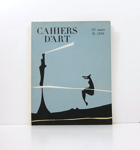 Cahiers d'Art. Year 25. 1950
