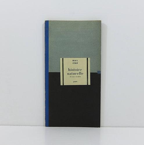 Max Ernst. Natural history, unpublished drawings, Berggruen. 1956.