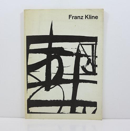 Franz Kline. Kunsthalle Basel. 1964.