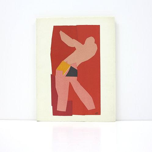 Matisse. Les grandes gouaches découpées. Musée des Arts Décoratifs. 1961.