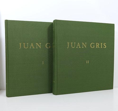 Juan Gris. By Douglas Cooper. Catalogue Raisonné. Berggruen. 1977.