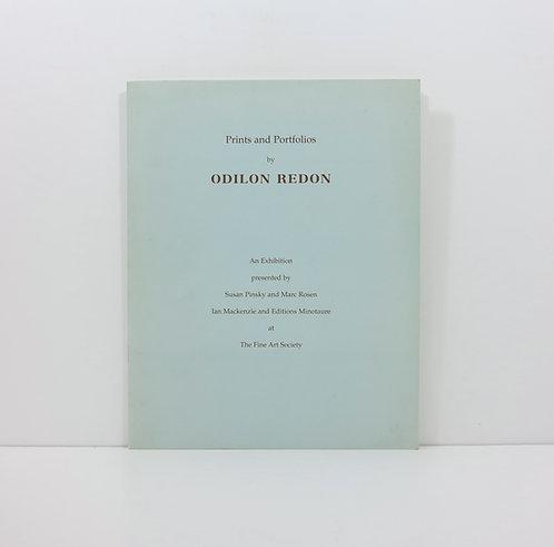 Odilon Redon: Prints and Portfolios: An Exhibition. The Fine Art Society. 1997.