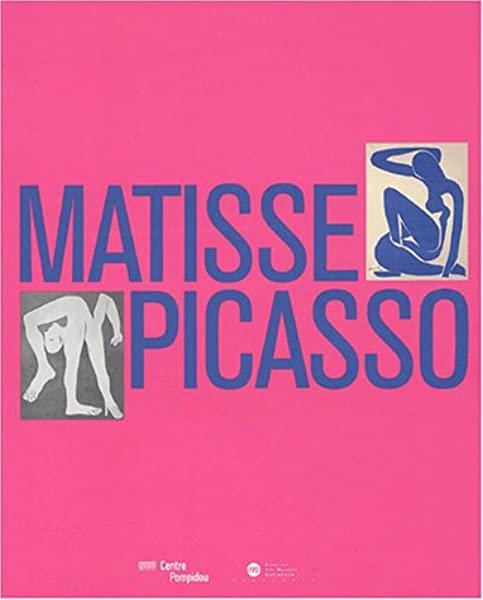 Matisse-Picasso (Français) Broché – 13 septembre 2002
