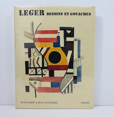 Fernand Léger: Dessins et gouaches,Editions du Chêne, 1972.
