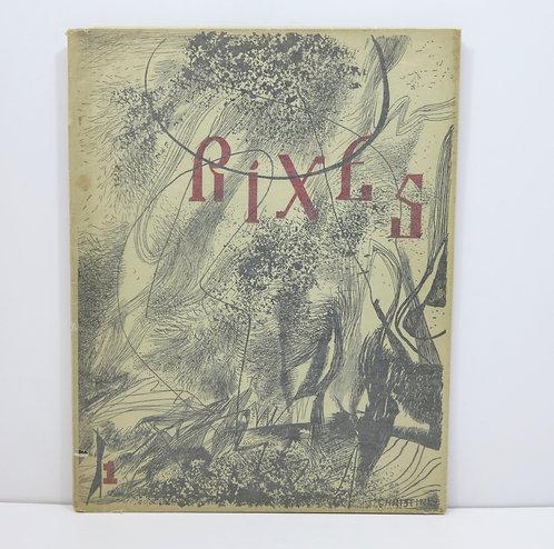 Rixes. Revue. 1950.