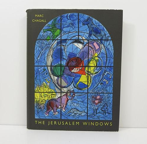 Marc Chagall. Jerusalem Windows. André Sauret. 1962.