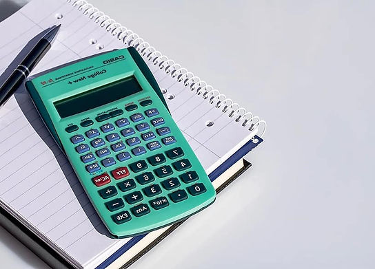 calculator-calculation-notepad-pen-notes