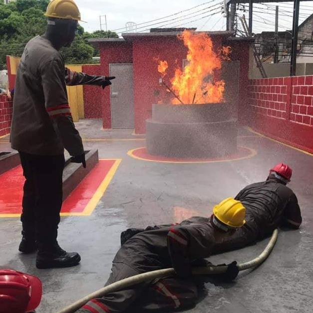 Curso de Instrutor de Brigada de Incêndio.