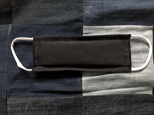 Masque alternatif noir selon les normes AFNOR