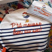 16€50 le sac de piscine Mouette