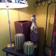 27€50 le photophore cactus petit modèle