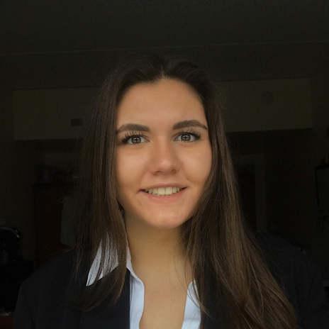 Christina Stathopoulos '22, VP of Media