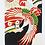Thumbnail: Fabric panel utilizing kimono material | Series 3