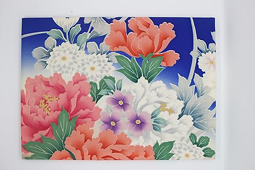 Fabric panel utilizing kimono material | Series 5