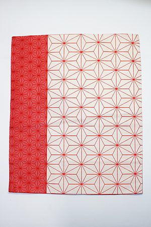 Placemat  remade with kimono material 8