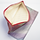 Thumbnail: 着物素材でリメイクしたクラッチバッグ|シリーズ3