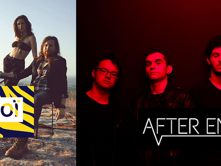 MONOÏ + AFTER END concert gratuit