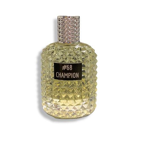 Our Inspiration Invictus               BOOM! #68 Champion Eau de Parfum for Men
