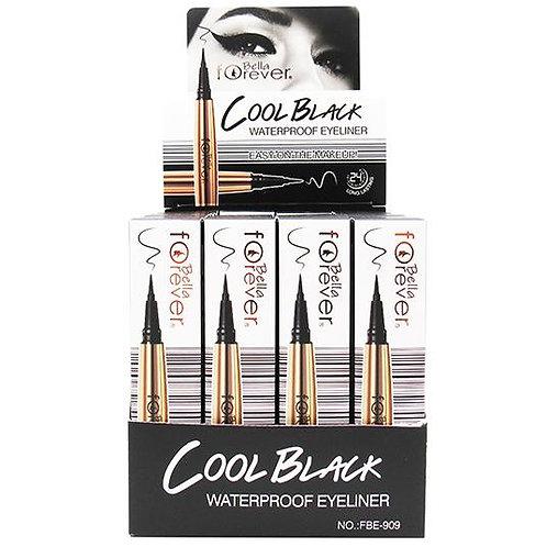 Bella Forever Cool Black Waterproof Eyeliner
