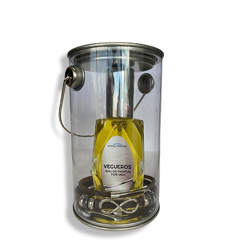 Gift Set Perfume y Pulsera BOOM! #117 Vegueros