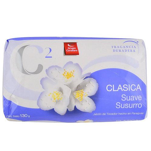 Jabón de Tocador Clasica Suave Susurro 85 g