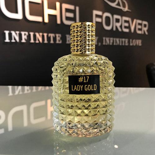 Our Inspiration Lady Million,   BOOM! #17 Lady Gold Eau de Parfum for Women