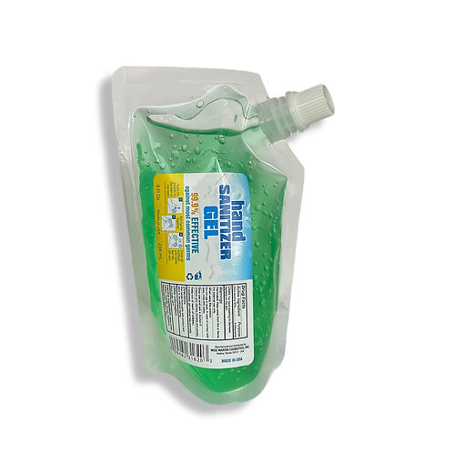 Hand Sanitizer Gel 8.0 oz