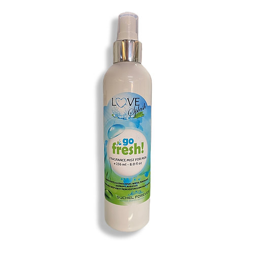 Love Splash Go Fresh Body Mist 8.0 oz