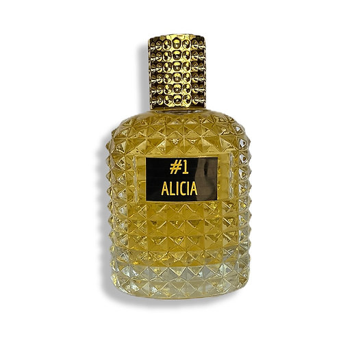 BOOM! #1 Alicia Eau de Parfum for Women