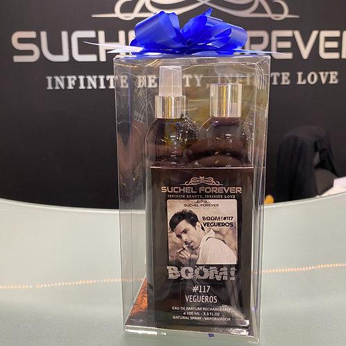 Gift Set BOOM! #117 Vegueros Eau de Parfum for Men