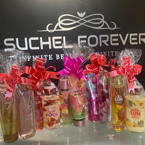 Gift Set Splash and Body Lotion