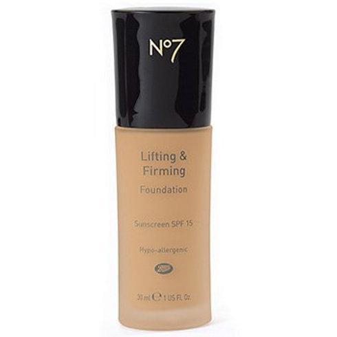 No7 Lifting & Firming Foundation SPF 15