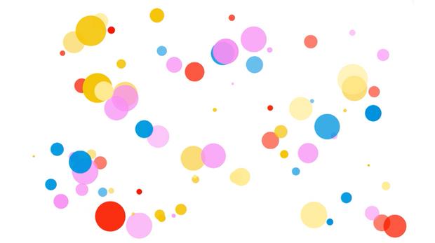 The noisy polka dots - portada