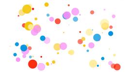 The noisy polka dots