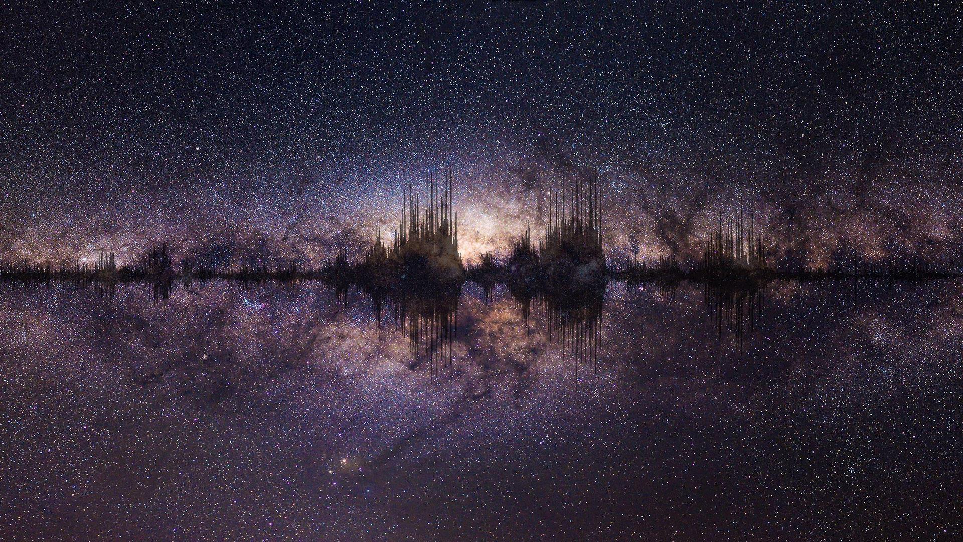 El sonido de las estellas - fondo