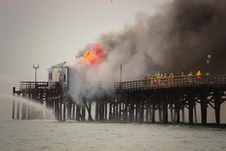 Seal Beach on Fire
