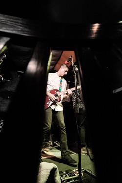 Daniel Tello- Guitar/Vocals