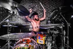 Peter Fontes- Drums